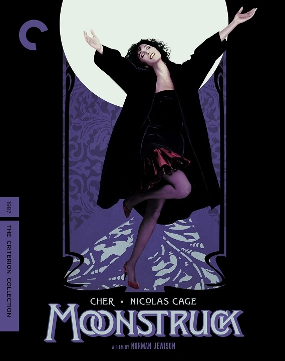 Moonstruck (The Criterion Collection)(Blu-ray)(Region A)