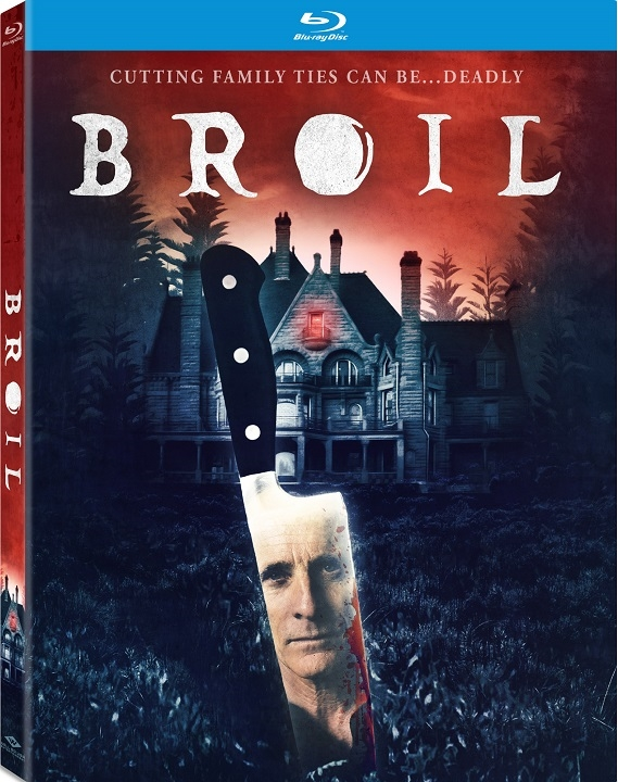Broil (Blu-ray)(Region Free)