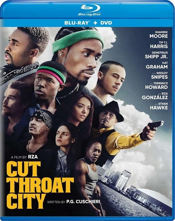 Cut Throat City (Blu-ray)(Region Free)