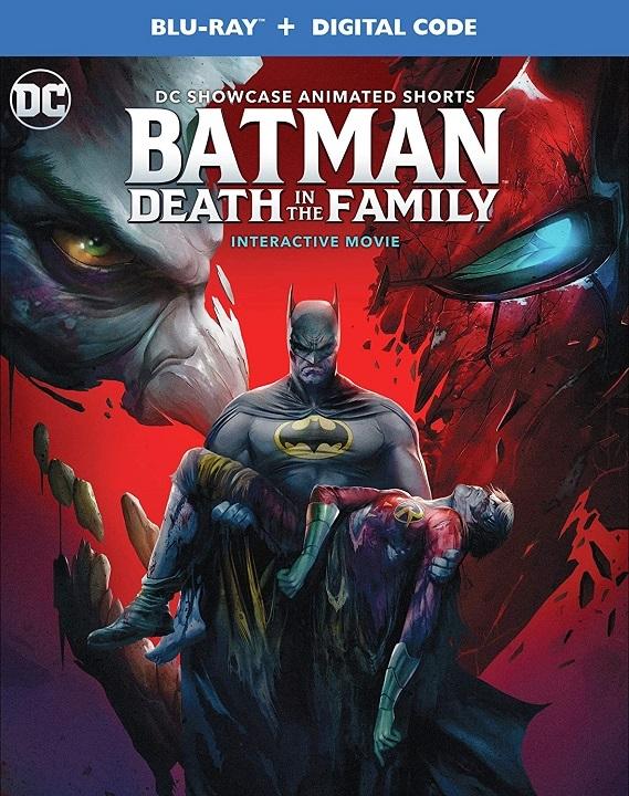 Batman: Death in the Family (Blu-ray)(Region Free)