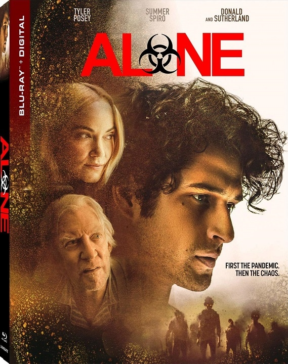Alone (2020)(Blu-ray)(Region A)(Pre-order / Oct 20)