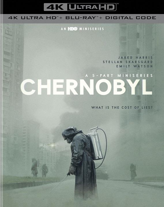 Chernobyl TV Mini Series in 4K Ultra HD Blu-ray at HD MOVIE SOURCE