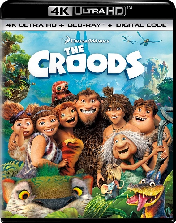The Croods in 4K Ultra HD Blu-ray at HD MOVIE SOURCE
