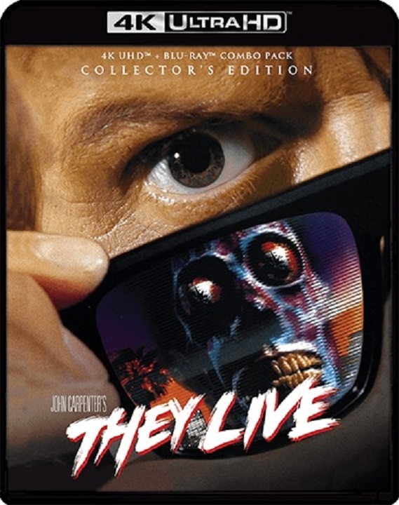 They Live in 4K Ultra HD Blu-ray at HD MOVIE SOURCE
