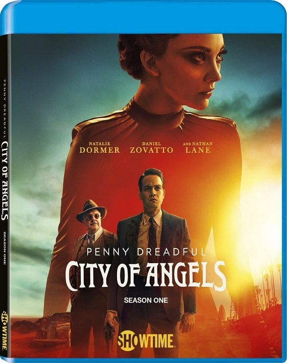 Penny Dreadful: City of Angels (Blu-ray)(Region A)