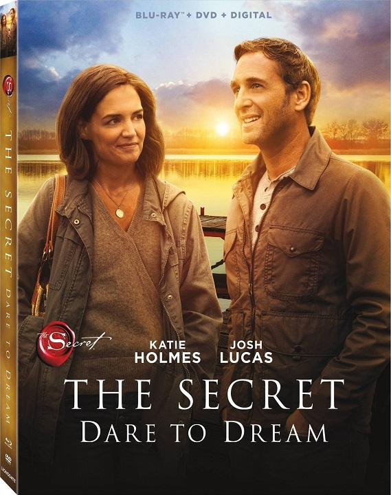 The Secret: Dare to Dream (Blu-ray)(Region A)