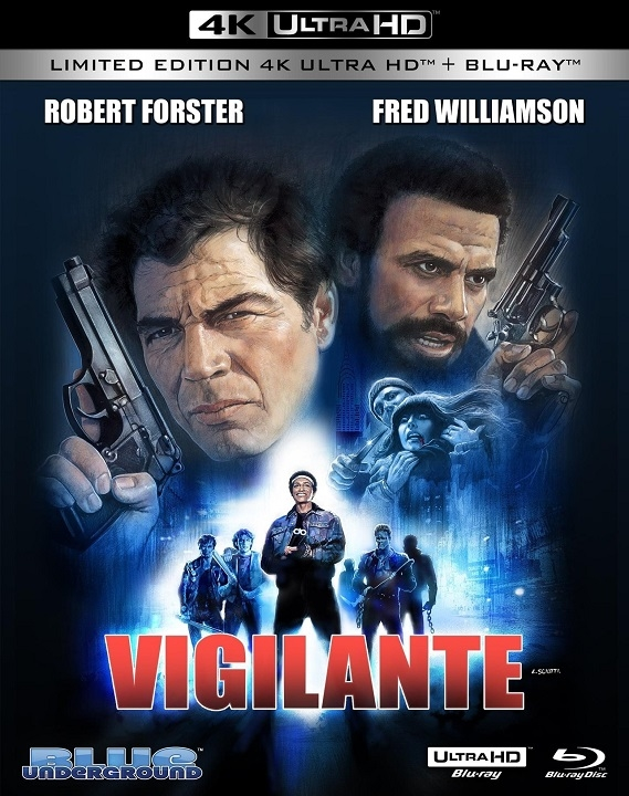 Vigilante in 4K Ultra HD Blu-ray at HD MOVIE SOURCE