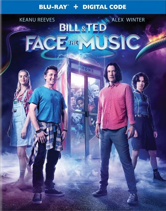 Bill & Ted Face the Music Blu-ray