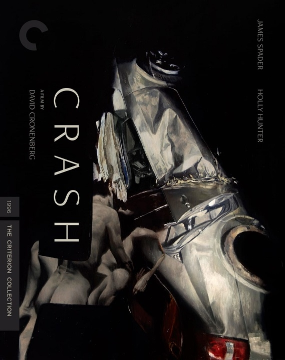 Crash (The Criterion Collection)(Blu-ray)(Region A)