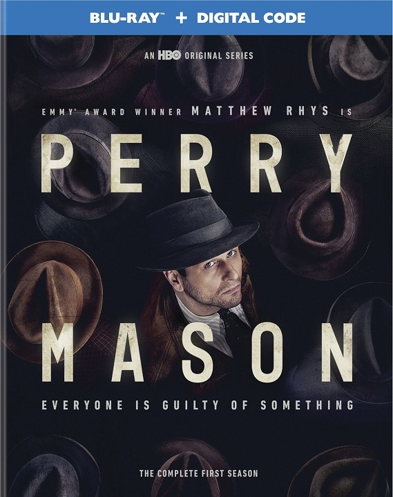 Perry Mason The Complete First Season Blu-ray