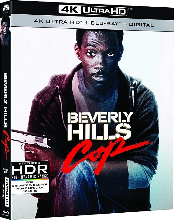 Beverly Hills Cop in 4K Ultra HD Blu-ray at HD MOVIE SOURCE