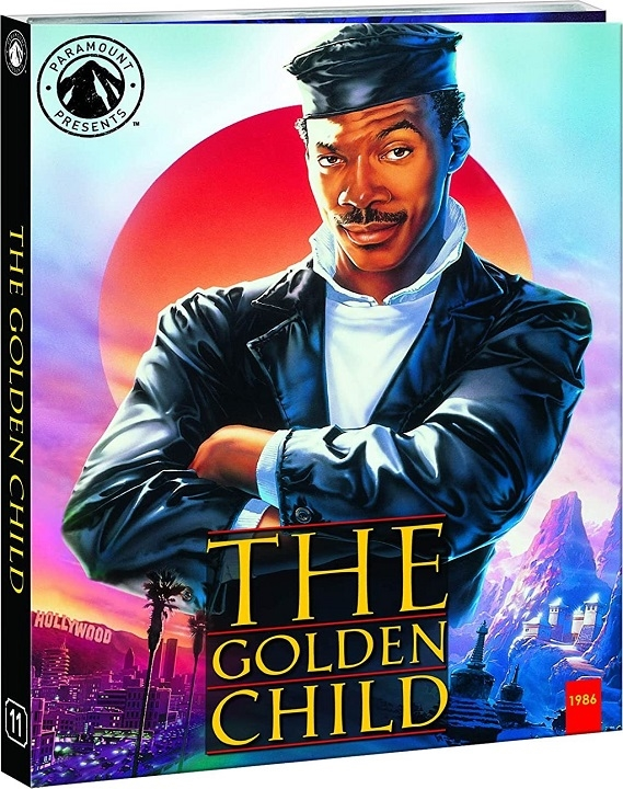 The Golden Child Blu-ray