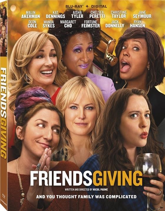Friendsgiving (Blu-ray)(Region A)(Pre-order / Oct 27)