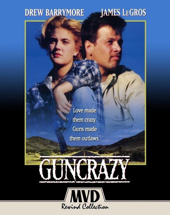 Guncrazy (Blu-ray)(Region Free)