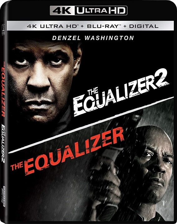 The Equalizer 1 and 2 4K Ultra HD at HD MOVIE SOURCE