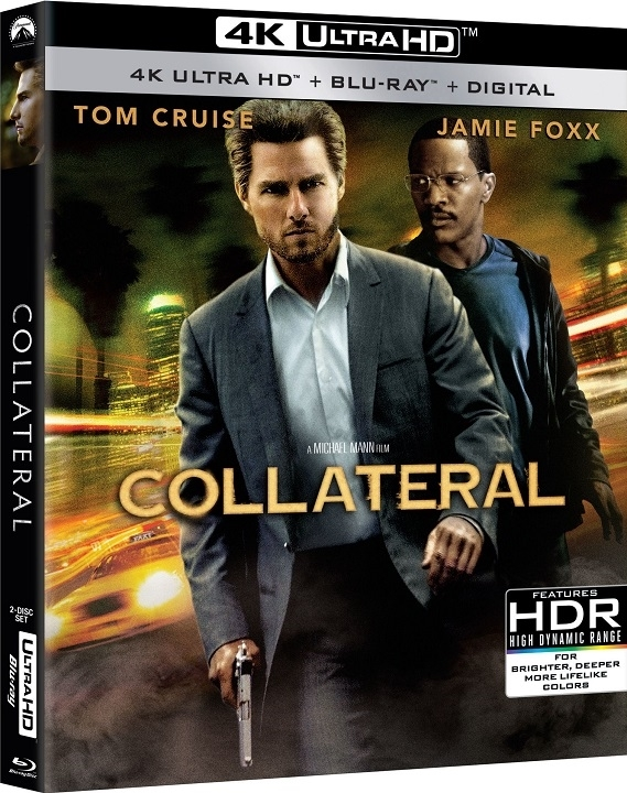 Collateral in 4K Ultra HD Blu-ray at HD MOVIE SOURCE