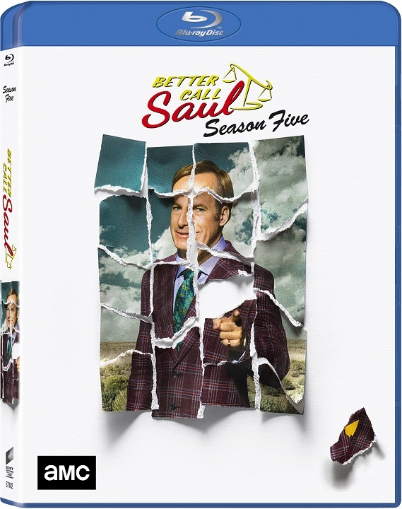 Better Call Saul Season Five Blu-ray