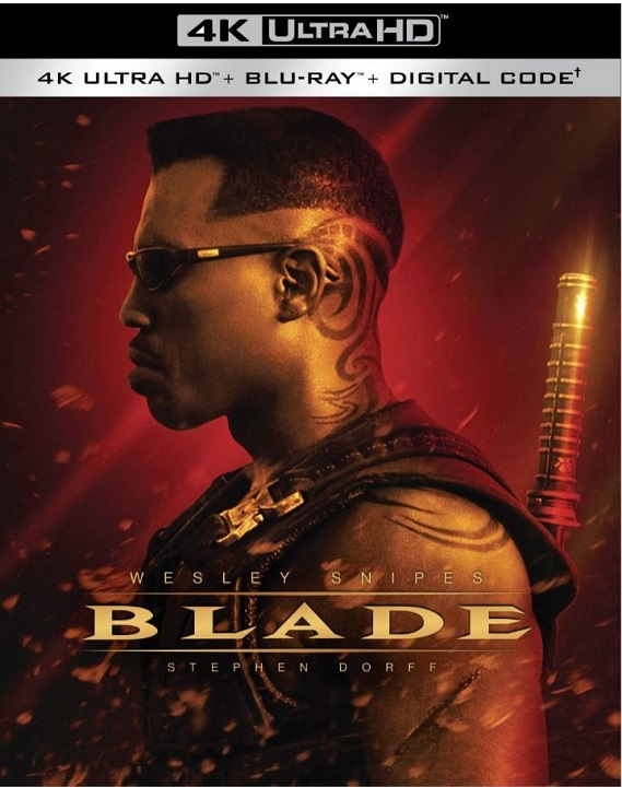 Blade 4K Ultra HD Blu-ray