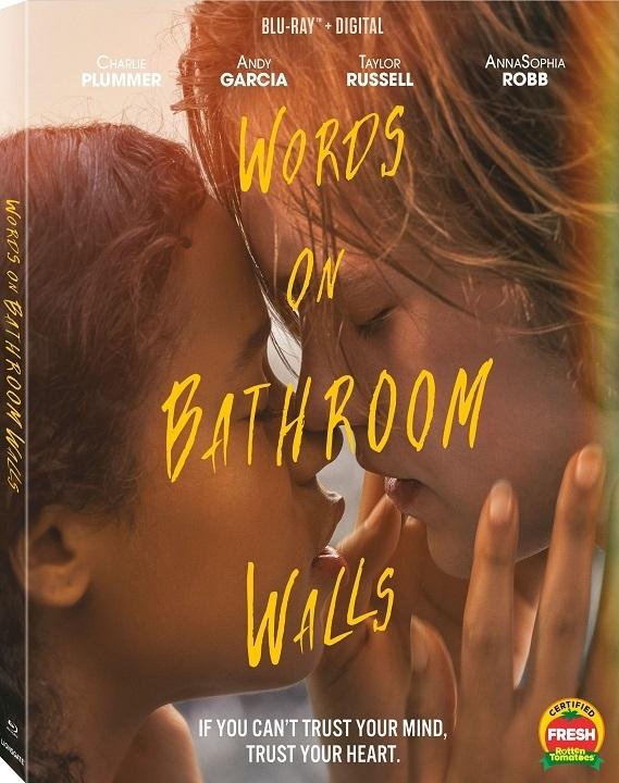 Words on Bathroom Walls Blu-ray