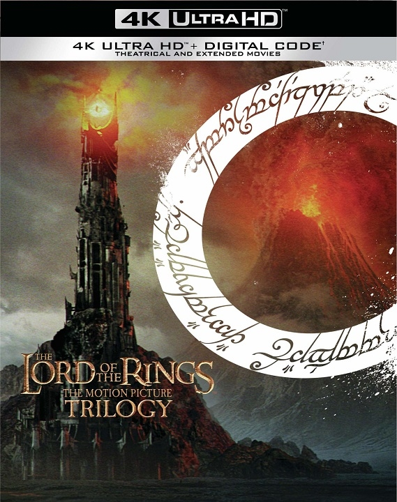 The Lord of the Rings: The Motion Picture Trilogy (4K Ultra HD Blu-ray)
