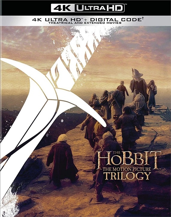 The Hobbit: The Motion Picture Trilogy (4K Ultra HD Blu-ray)