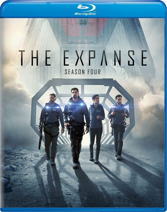 The Expanse Season Four Blu-ray