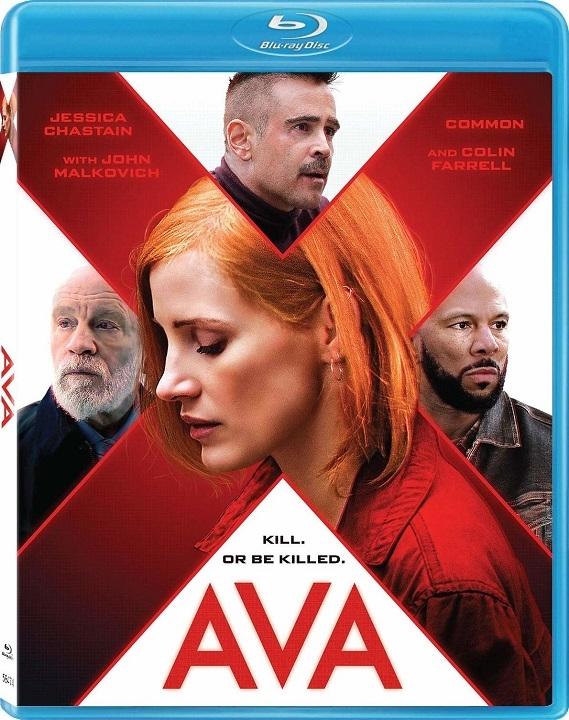 Ava Blu-ray