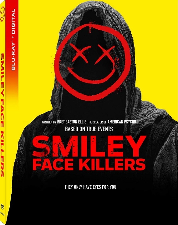 Smiley Face Killers Blu-ray