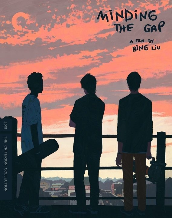 Minding the Gap (The Criterion Collection)(Blu-ray)(Region A)(Pre-order / Jan 12)