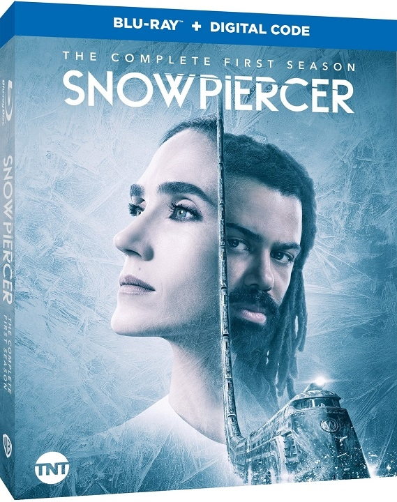 Snowpiercer The Complete First Season Blu-ray