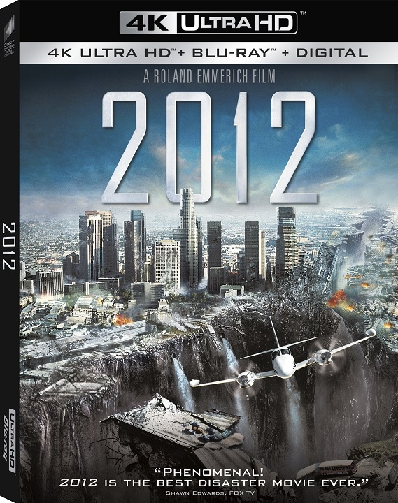 2012 in 4K Ultra HD Blu-ray at HD MOVIE SOURCE