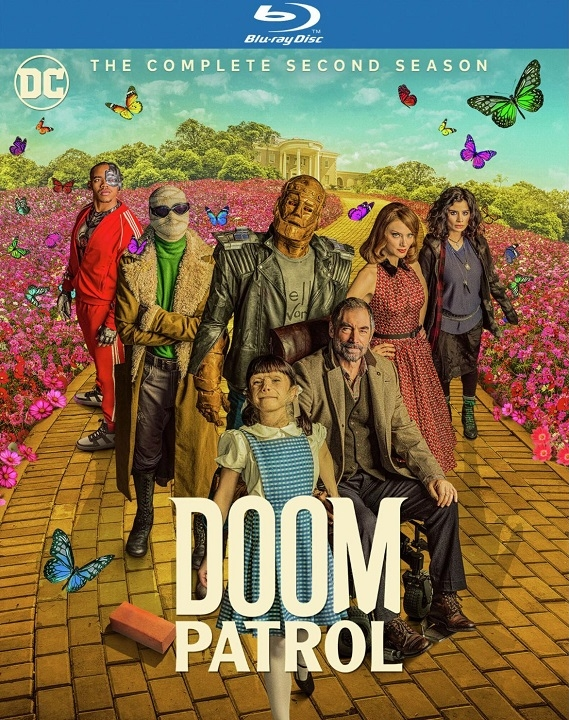 Doom Patrol: The Complete Second Season Blu-ray