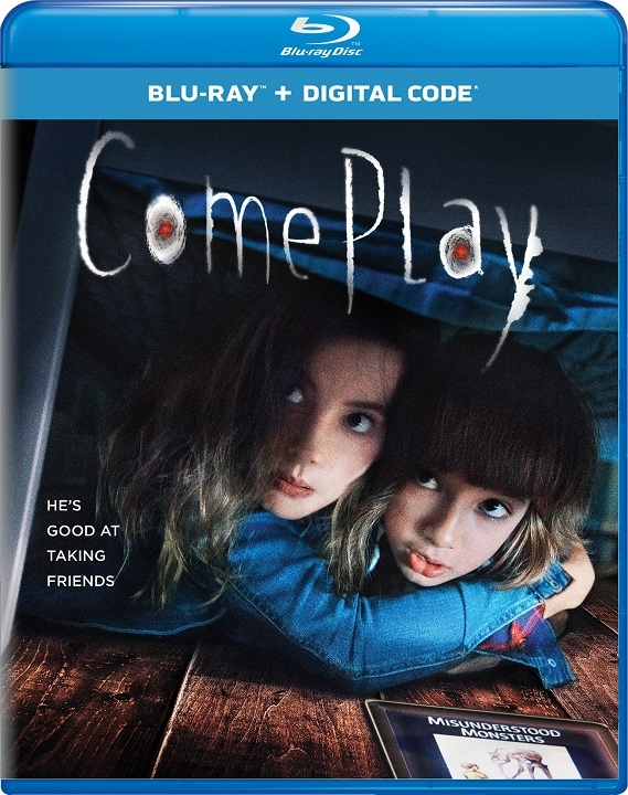 Come Play Blu-ray