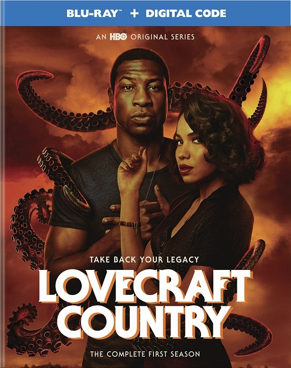 Lovecraft Country: The Complete First Season Blu-ray