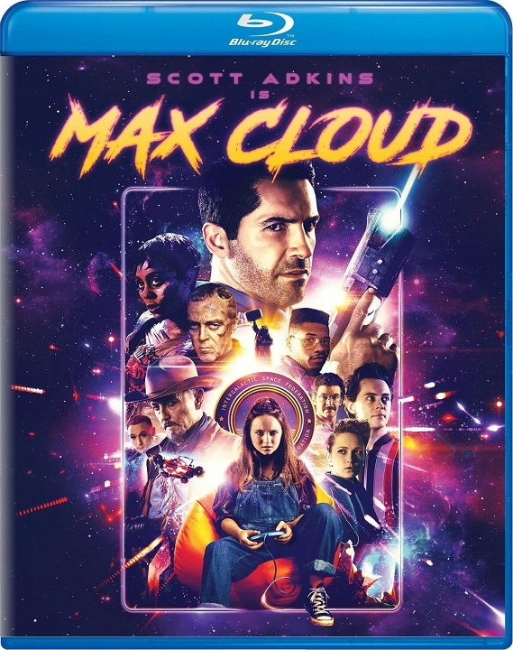 Max Cloud Blu-ray