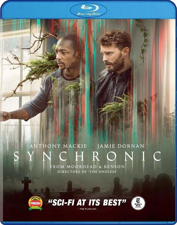 Synchronic Blu-ray