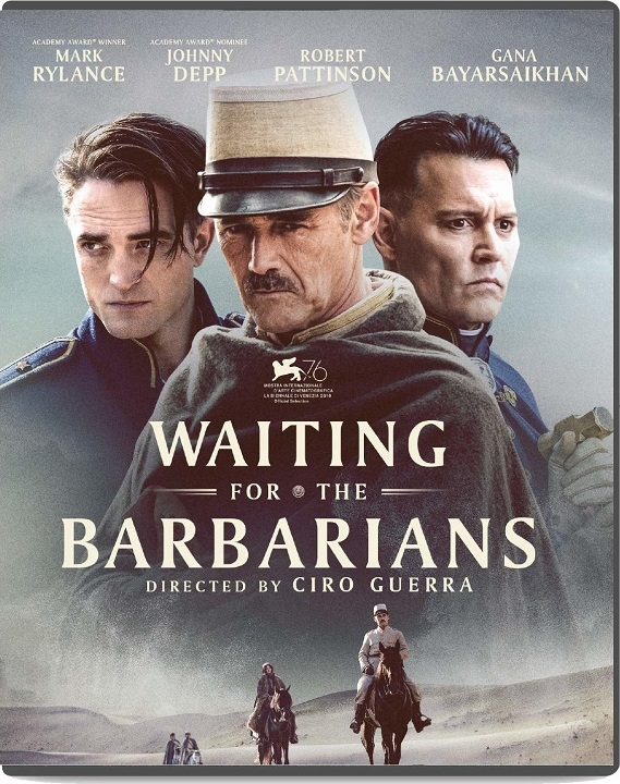 Waiting for the Barbarians (Blu-ray)(Region A)(Pre-order / Dec 15)