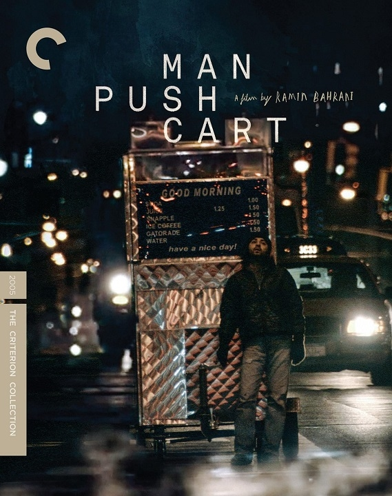 Man Push Cart (The Criterion Collection)(Blu-ray)(Region A)(Pre-order / Feb 23)
