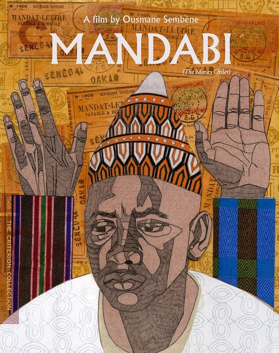 Mandabi (The Criterion Collection)(Blu-ray)(Region A)