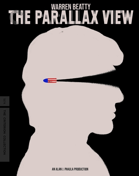 The Parallax View (The Criterion Collection)(Blu-ray)(Region A)(Pre-order / Feb 9)