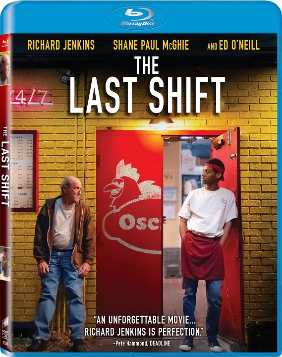 The Last Shift Blu-ray