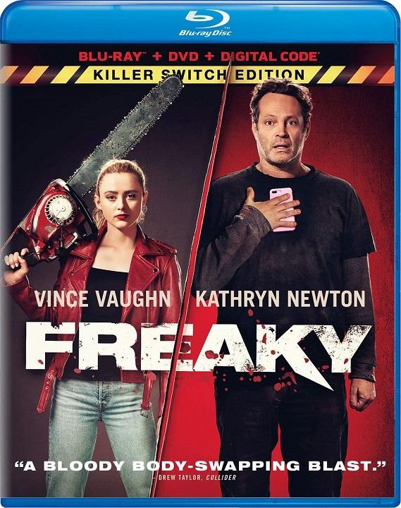 Freaky Blu-ray