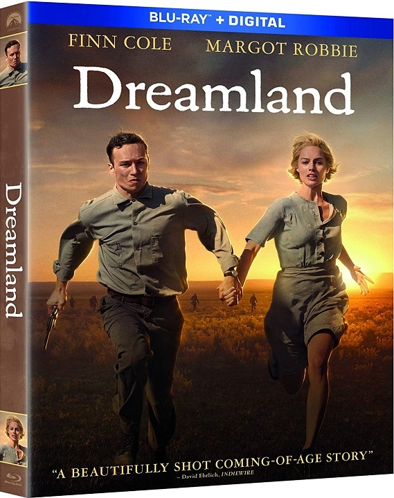 Dreamland Blu-ray