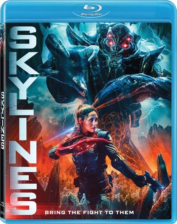 Skylines Blu-ray