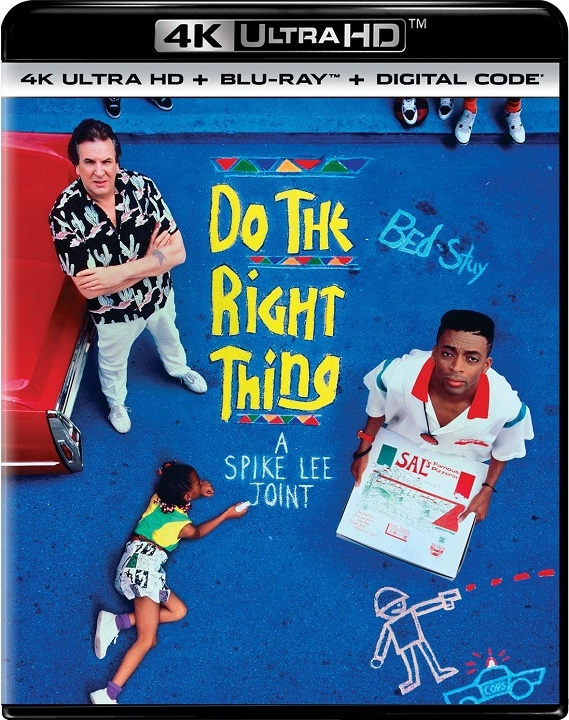 Do the Right Thing in 4K Ultra HD Blu-ray at HD MOVIE SOURCE