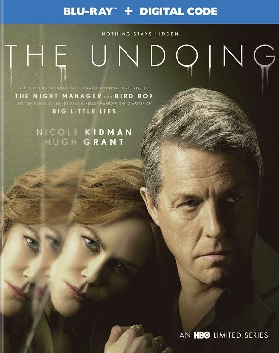 The Undoing Blu-ray