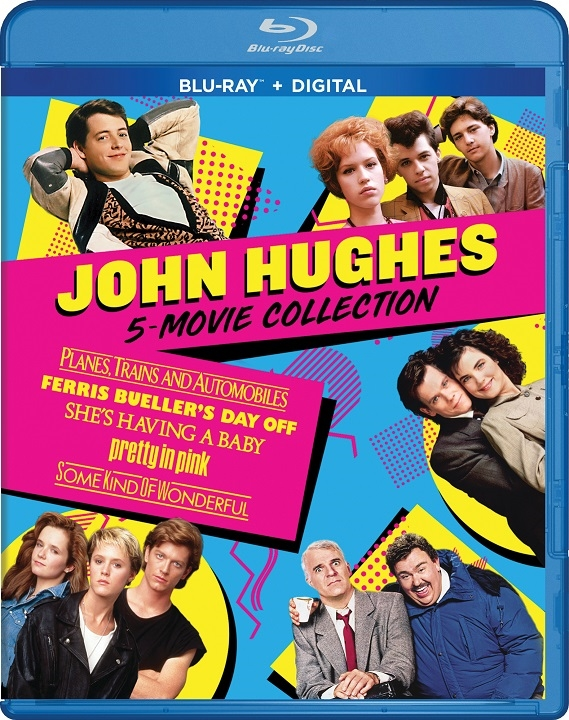 John Hughes 5 Movie Collection Blu-ray