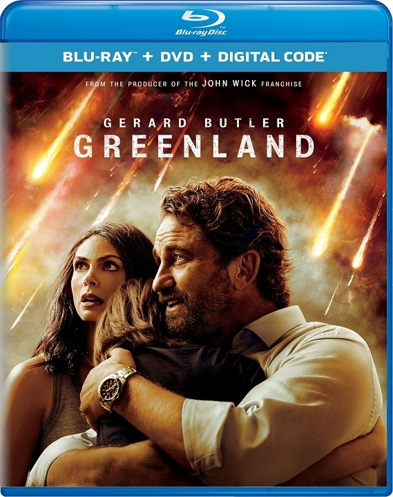Greenland Blu-ray