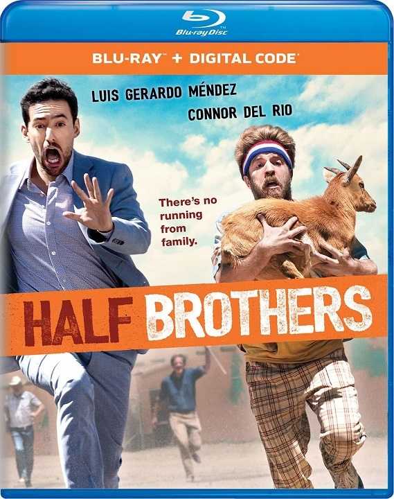 Half Brothers Blu-ray