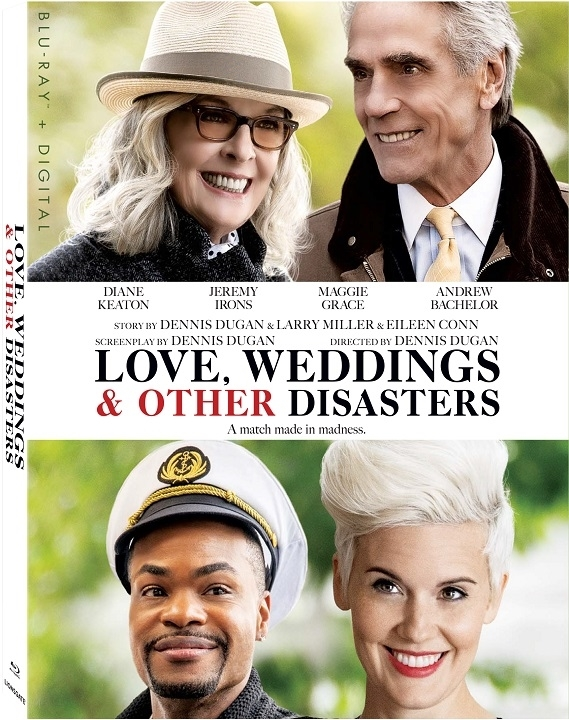 Love, Weddings & Other Disasters Blu-ray